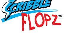 """Scribble Flopz / Scribble Flopz reminder pads have hidden magnets. Perfect for school lockers! Add some much needed life to reminders in lockers! Scribble Flopz are not just your typical """"white"""" boards."""