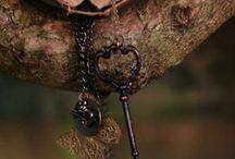 where did I put my keys? / by Dancing Paloma