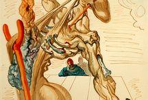 Dante - Dalí Isteni színjáték