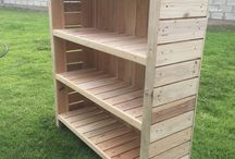 Pallett Bookcase
