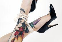 Tattoos & Piercings / by Theresa Kritner