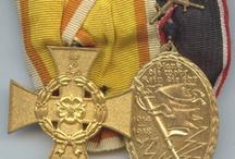 W.W. I.-WW II.Medals_Kitüntetések