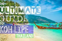 Asia - Thailand / Beaches, Temples and everything in between! This is Thailand.