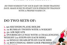 workouts&exercise
