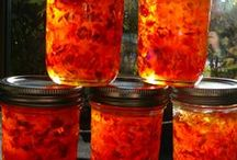 Jams jellys / by Donna Kirkland