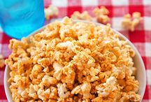 Popcorn recipes / Ranch style