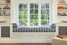 Windows seat