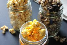 Make Popcorn At Home / Ideas for you to try at home