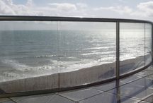 Glass Balconies by the sea, see how they have fared, seven years on / Glass Balconies by the sea, see how they have fared, seven years on.  http://www.balconette.co.uk/blog/index.php/glass-balconies-by-the-sea/