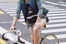 W in bike