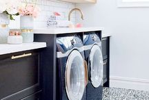 Laundry Rooms / by Cottage Home, Inc & Distinctive Cottage Blog