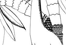 Дудл-раскраски / Вам нравится дудл-рисунки, но Вы не знаете, что бы такое нарисовать? Дудл-раскраски помогут с сюжетом! Дорисовав узоры и раскрасив рисунок, Вы получите свое авторское изображение! Подписывайтесь на новые рисунки и присоединяйтесь к нам в http://vk.com/club_colored_spirit !