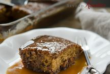Sticky Date Pudding by Beyond KimChee