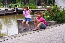 @Kuntum - Bogor / Weekend with the kids