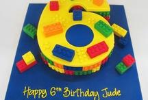 Josh Lego party