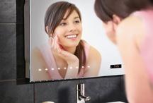 Bathroom Mirrors with Radio / Bathroom Mirrors with Radio