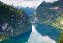 Norway - in my <3 / by Hege Holt