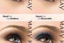 Mineral makeup / Hvilke farger passer deg best?