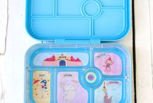 Bento: Lunch Ideas: Yumbox / by Shannon Qualls