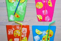 cooking week art and crafts ideas