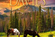 Redemption Mountain Historical Western Romance Series / Stories of courage, love, and new lives after the Civil War. Action, adventure, suspense, and romance in every book. / by Shirleen Davies, Author