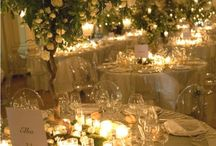 Wedding Decoration / Inspiration for different styles of Wedding Decoration in Venues, Marquees, Gardens and Warehouse