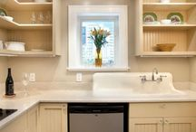 kitchen & bath floors
