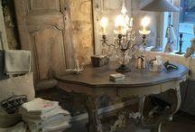 Cottage anglais décoration