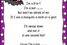 bats and owls