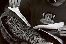 Ink / by Kevin Ruiz