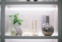 Wonderful shop interiors / Pictures of casarialto products exhibit in wonderful shop interiors.