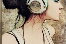 Music <3 / Music is something that keeps me alive