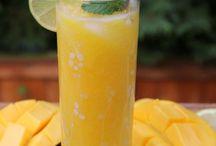 bebidas jugos limonadas