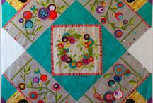 Blackbirds & Blossoms - Our Quilt-Along / Join us for the See How We Sew Quilt-Along, Blackbirds and Blossoms!