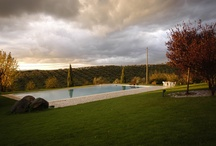 Il Granaio / Il Casale is an independent 7 bedroom residence in a beautiful and relaxing environment, the ideal choice for quit and unwind holidays suitable for those that ask respect for nature and at the same time looking for modern comfort.