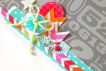Scrapbooking: Embellishments / by Tabitha Meador