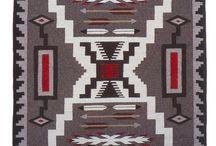 Ковры индейцев навахо