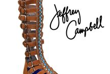 Jeffrey Campell / Your favourite brand and lots and lots of style in your... feet! Discover the funky line in Galleria Di Scarpe