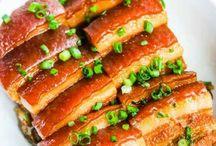 Pork kuliner