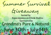 Contests!  / by Pure Romance by Erica