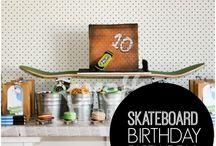 Skater Boy .... Seven