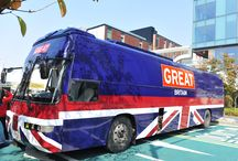 Britain is GREAT: Social Enterprises in South Korea / We recently worked with the British Council on their campaign to raise awareness in South Korea of businesses with a social purpose, as part of the Britain is GREAT campaign.