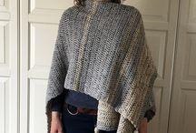 Crochet Poncho Pattern EASY, Crochet Ruana Pattern, Blanket Wrap, Easy Crochet Pattern, Cardigan