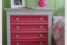 Painted dressers / by Marcia Raziano