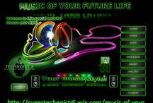 Music Of Your Future Life / http://supertechnoistdj.wix.com/music-of-your