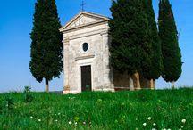 Tuscan Churches