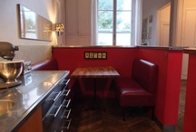 kitchen booths / by Tammy Grimes
