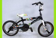 Bici Complete BMX