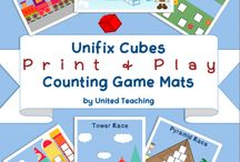 Math - Counting and Cardinality / by Rebecca Heim