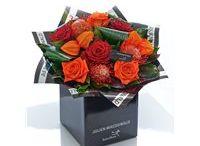 Julien Mcdonald Collection / A collection of floral arrangements designed by Julien Mcdonald